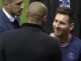 El detallazo de Messi con Thierry Henry en su debut con el PSG