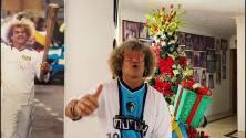 """Saludos del """"Pibe"""" Valderrama por ser uno de los 25 Históricos de la MLS"""