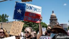Te explicamos la nueva ley de aborto de Texas, una de las más restrictivas del país