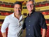 """""""Hemos vivido cosas maravillosas"""": Carlos Rivera comparte con Poty Castillo su emoción por su éxito en España"""