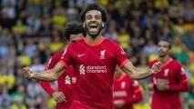 """Salah: """"Me gustaría quedarme en Liverpool hasta el final de mi carrera"""""""
