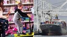 Por qué tus compras podrían ser afectadas por la crisis en el puerto de Los Ángeles