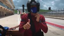 ¡A toda velocidad! Cruz Azul se divierte en pista de Fórmula 1