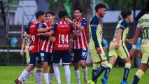 ¡El primer Clásico Nacional es de Chivas!