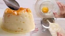 Pudín de taza: aprende una fácil receta en microondas