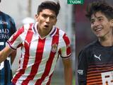 Hijos de Márquez y Salcido se enfrentarán en la Final de Liga MX Sub-17