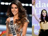 Detienen a la ex reina de belleza Berenice Quezada candidata a la vicepresidencia de Nicaragua