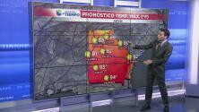 Pronostican cielos despejados y altas temperaturas este jueves