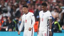 FA, gobierno y realeza británica condenan racismo contra jugadores