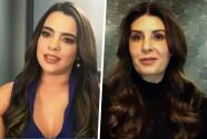 """""""Un antes y un después"""": Mayrín Villanueva y Scarlet Gruber nos hablan de sus personajes en Si Nos Dejan"""