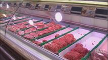 Alerta por carne molida y huevos contaminados con salmonela