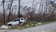 Las impresionantes imágenes de la devastación que ha dejado el huracán Dorian en las Bahamas