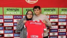 Un nuevo mexicano en Holanda, Richard Ledezma ficha por el PSV