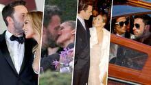 Los momentos más románticos de JLo y Ben Affleck: lucen más enamorados que hace 17 años