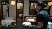 Congreso federal gestiona nuevos fondos para ayudar a restaurantes afectados por la pandemia