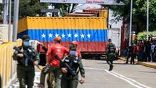 Venezuela reabre de manera parcial el paso peatonal en la frontera con Colombia