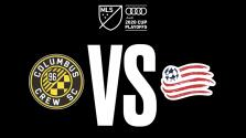 El resumen: Columbus Crew 1-0 New England Revolution, 2020 MLS Cup Playoffs