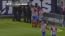 Atlético San Luis sorprendió al América con estos dos goles