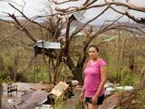 Sin una acción climática, el desplazamiento por los huracanes nunca terminará