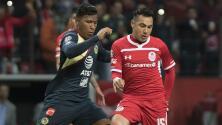 ¡Alineaciones confirmadas! América y Toluca con jugadores de lujo para la clasificación a Semifinales