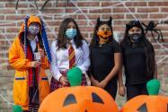 Recomendaciones pera proteger a los niños del coronavirus durante este Halloween