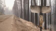 Miles de evacuaciones por los inclementes incendios forestales en el norte de California