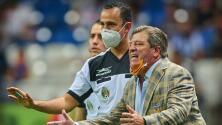 Herrera habló sobre el polémico segundo gol de Rayados
