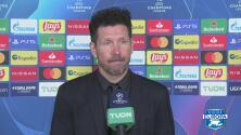 Este Atlético de Madrid tiene seguridad señala Diego Simeone