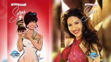 Lanzan cómic de Selena en español en EEUU