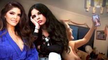 """""""Saluda, flaca"""": a través de su celular, Ana Bárbara demuestra que su """"hija"""" Paula Levy está mejor del covid-19"""