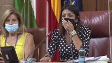 Mira cómo reaccionaron estos legisladores españoles cuando una rata irrumpió en plena sesión parlamentaria