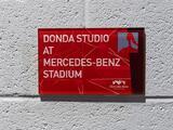 Kanye West monta estudio de grabación en estadio de Atlanta United