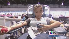 La tecnología permite que más personas puedan donar sangre