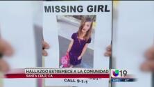 Hallan cadáver de niña de 8 años desaparecida en CA