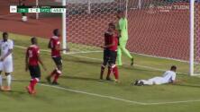 ¡GOOOL! Ryan Telfer anota para Trinidad and Tobago