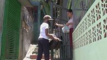 La crisis en Venezuela desde la mirada de un niño: todos los días sale a trabajar para intentar ayudar a su familia