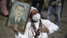 En calles e iglesias, así celebra Venezuela la beatificación de José Gregorio Hernández, 'el médico de los pobres'