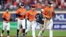 Astros consiguieron importante triunfo, empataron la Serie Mundial y ahora se preparan para juego en Atlanta