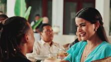 Por fin lo dijo: Clarissa Molina revela si hubo beso con Ozuna en República Dominicana