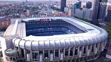 El Santiago Bernabéu será centro de provisiones en Madrid