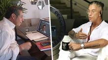 Rumoran que Fernando Carrillo estaba drogado durante entrevista con Yordi Rosado