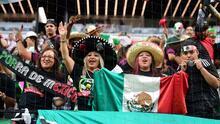 Así viven los fanáticos del Tri la gran final de la Copa Oro entre EEUU y México