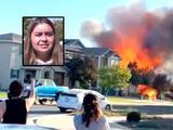 """""""Desperté pensando que era un temblor"""": vecinos cuentan cómo vivieron la explosión e incendio en Merced"""