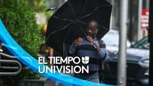 Lleva el paraguas contigo porque Chicago vive una mañana de martes muy lluviosa