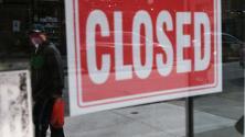 El 60% de los negocios en EEUU que ha cerrado debido al coronavirus no volverá a abrir, según un estudio