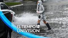 Tormenta tropical Henri: Esto es lo que ha llovido hasta ahora en Nueva York y Nueva Jersey