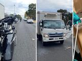 Policía de Hayward evita incidente de furia al volante con sujetos armados