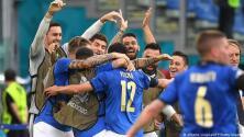 La gran cifra que ganará cada jugador de Italia por triunfo en la Euro