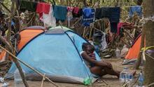 Siguen llegando inmigrantes a Reynosa, México: campamentos y albergues están en su máxima capacidad