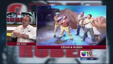 La vida de César Chávez llega al escenario en 'César y Rubén'